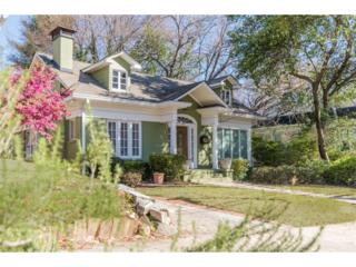 1110 Rosedale Drive NE, Atlanta, GA 30306 (MLS #5809647) :: The Zac Team @ RE/MAX Metro Atlanta