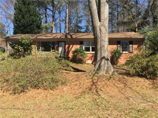 2195 Rockwood Drive, Marietta, GA 30067 (MLS #5809884) :: North Atlanta Home Team