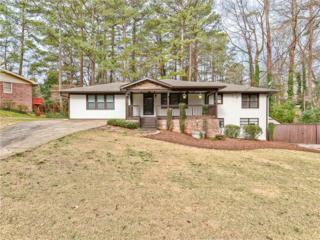 3480 Dunn Street SE, Smyrna, GA 30080 (MLS #5811259) :: North Atlanta Home Team