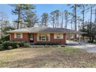 3867 Hillcrest Drive SE, Smyrna, GA 30080 (MLS #5815209) :: North Atlanta Home Team