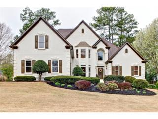 5940 Downington Ridge NW, Acworth, GA 30101 (MLS #5816488) :: North Atlanta Home Team