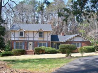 105 Timberlane Road, Cumming, GA 30040 (MLS #5822493) :: North Atlanta Home Team