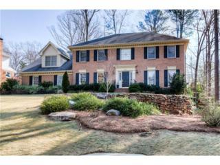 8595 Woodledge Lane, Roswell, GA 30076 (MLS #5823128) :: North Atlanta Home Team
