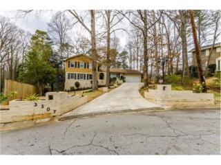 3307 Pointe Bleue Court, Decatur, GA 30034 (MLS #5341592) :: North Atlanta Home Team