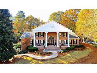 570 Valley Hall Drive, Atlanta, GA 30350 (MLS #5774043) :: North Atlanta Home Team