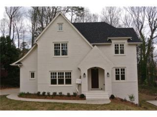 1456 Ashwoody Court, Brookhaven, GA 30319 (MLS #5763076) :: North Atlanta Home Team
