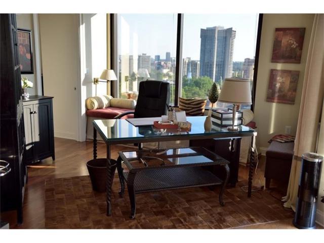 2828 Peachtree Road NW #1503, Atlanta, GA 30305 (MLS #5607519) :: Carr Real Estate Experts