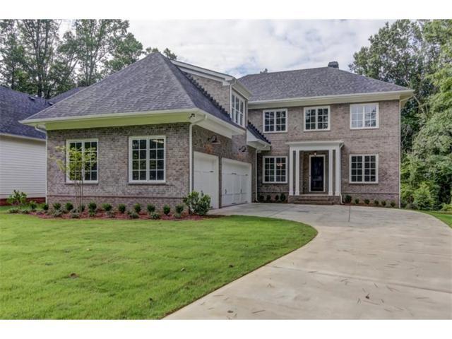 1693 E Nancy Creek Drive, Brookhaven, GA 30341 (MLS #5823886) :: North Atlanta Home Team