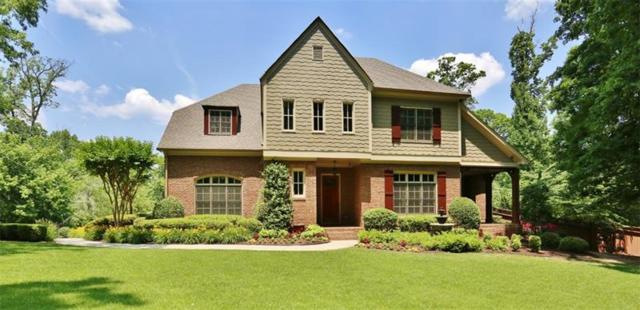 1945 Woodsdale Road NE, Brookhaven, GA 30324 (MLS #6010655) :: RCM Brokers