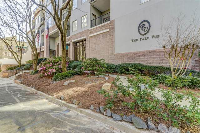 275 13th Street NE #405, Atlanta, GA 30309 (MLS #6741345) :: Rock River Realty