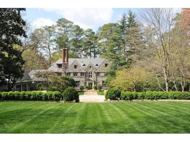3015 Andrews Drive NW, Atlanta, GA 30305 (MLS #6893077) :: Path & Post Real Estate