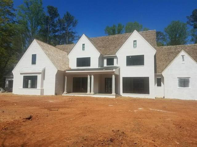 505 Kenbrook Drive, Sandy Springs, GA 30327 (MLS #6511962) :: KELLY+CO