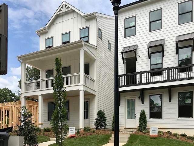 4391 Gillon Circle SE, Atlanta, GA 30339 (MLS #6710992) :: North Atlanta Home Team