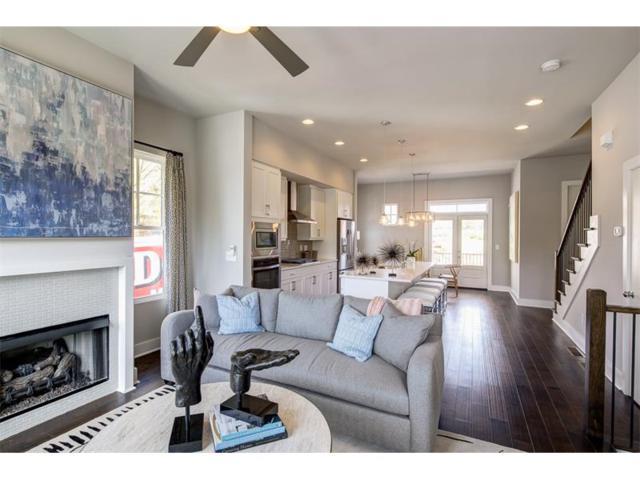 6095 Boylston Drive NE #4, Sandy Springs, GA 30328 (MLS #5895402) :: North Atlanta Home Team