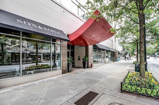 805 Peachtree Street NE #509, Atlanta, GA 30308 (MLS #6588435) :: North Atlanta Home Team