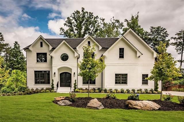 2674 Fairoaks Road, Decatur, GA 30033 (MLS #6765065) :: Path & Post Real Estate