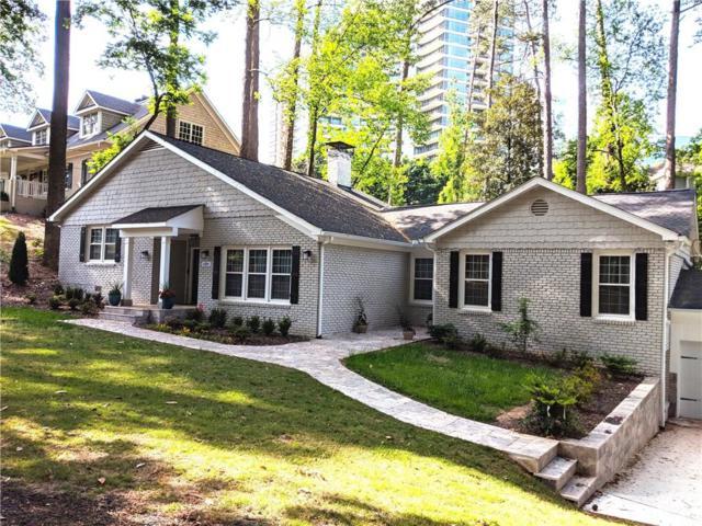 689 Longleaf Drive NE, Atlanta, GA 30342 (MLS #6085140) :: North Atlanta Home Team
