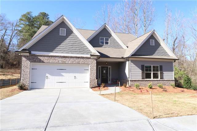 120 Morris Creek Drive, Hoschton, GA 30548 (MLS #6585250) :: North Atlanta Home Team