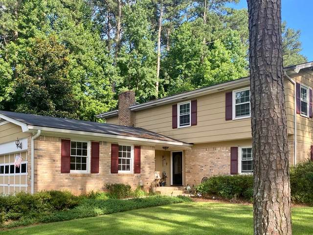 4815 Coldstream Drive, Dunwoody, GA 30360 (MLS #6740561) :: North Atlanta Home Team
