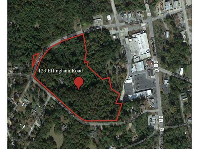 123 Effingham Road, Milledgeville, GA 31061 (MLS #5155696) :: North Atlanta Home Team