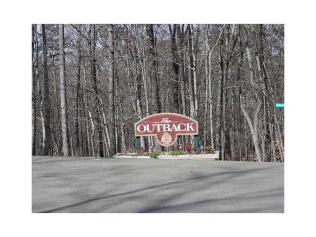 Lot 26 Koala Court, Jasper, GA 30143 (MLS #5248594) :: North Atlanta Home Team