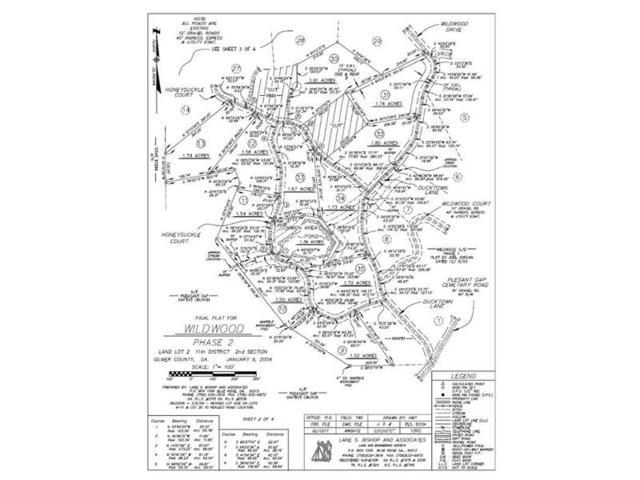 0 Honeysuckle Court, Ellijay, GA 30540 (MLS #5563562) :: North Atlanta Home Team