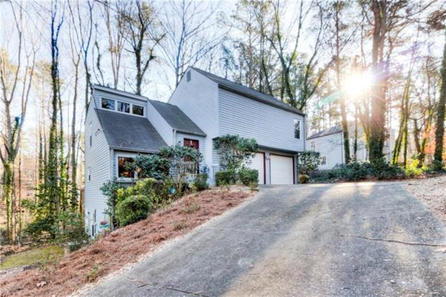 3910 Rock Mill Parkway, Marietta, GA 30062 (MLS #5573321) :: North Atlanta Home Team