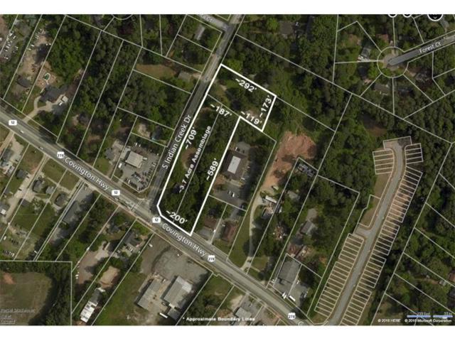 4476 Covington Highway, Decatur, GA 30035 (MLS #5576905) :: North Atlanta Home Team