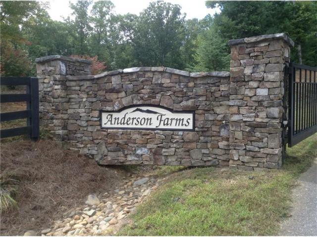 15 Frances Drive, Ellijay, GA 30536 (MLS #5607402) :: North Atlanta Home Team