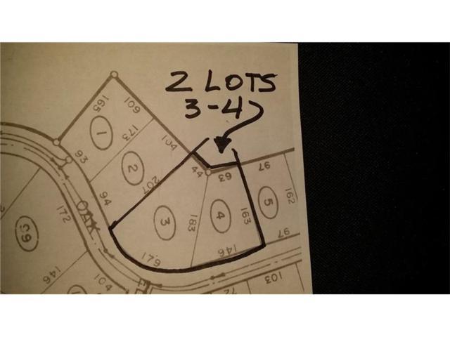 3-4 Indian Oak Drive, Waleska, GA 30183 (MLS #5621498) :: North Atlanta Home Team