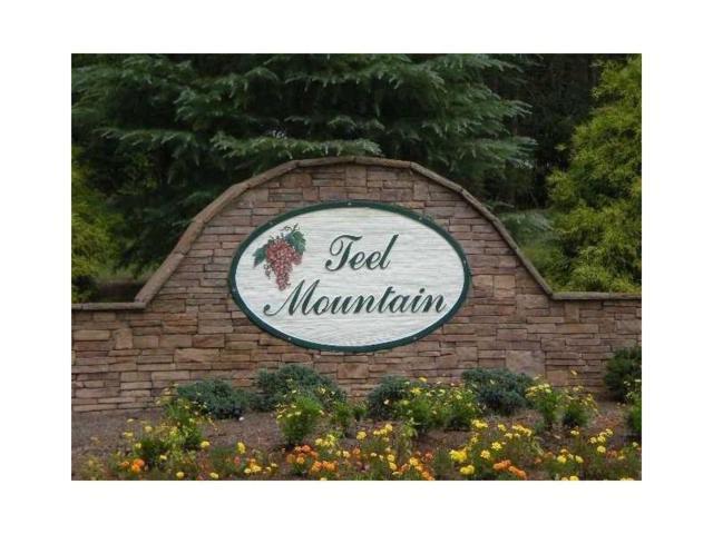 Lot 38 Teel Mountain Drive, Cleveland, GA 30528 (MLS #5632737) :: North Atlanta Home Team