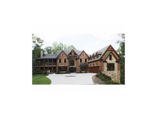 0 Little Fox Trail, Gainesville, GA 30507 (MLS #5637829) :: North Atlanta Home Team