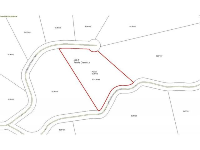 Lot 2 Pebble Creek Lane, Alto, GA 30510 (MLS #5638435) :: North Atlanta Home Team
