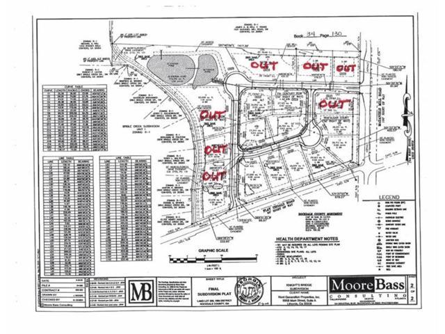 0 Mcdaniel Mill Road, Conyers, GA 30094 (MLS #5650186) :: North Atlanta Home Team