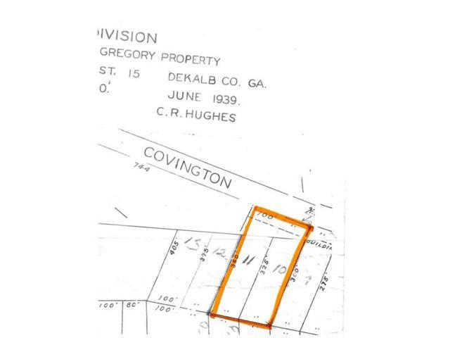 5003 Covington Highway, Decatur, GA 30035 (MLS #5658500) :: North Atlanta Home Team