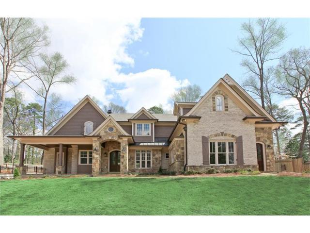 3180 Saybrook Drive NE, Brookhaven, GA 30319 (MLS #5660693) :: North Atlanta Home Team