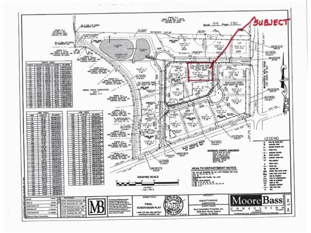 3023 Seventh Century Row SW, Conyers, GA 30094 (MLS #5660865) :: North Atlanta Home Team