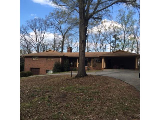346 Woodhurst Drive, Hartwell, GA 30643 (MLS #5663094) :: North Atlanta Home Team