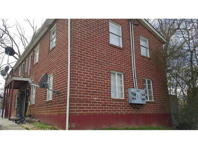 1178 Joseph E Boone Boulevard NW, Atlanta, GA 30314 (MLS #5669987) :: North Atlanta Home Team