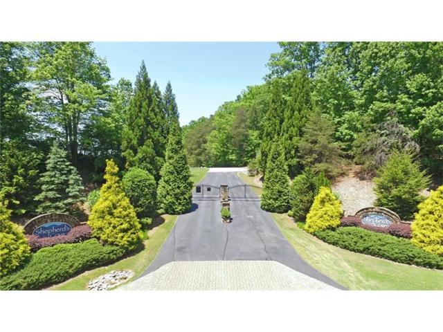 Lot 32 Shepherds Way, Dahlonega, GA 30533 (MLS #5684926) :: North Atlanta Home Team