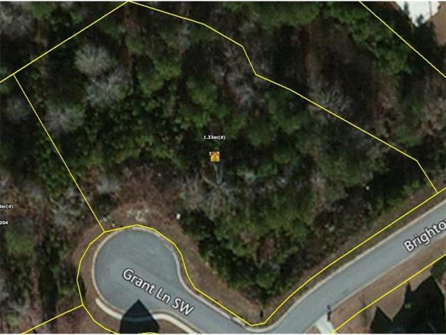 3201 Grant Lane SW, Conyers, GA 30094 (MLS #5692067) :: The Cowan Connection Team