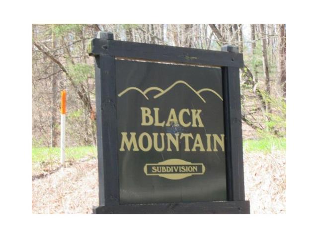 LOT 1 Black Mountain Road, Dahlonega, GA 30533 (MLS #5709971) :: Carr Real Estate Experts