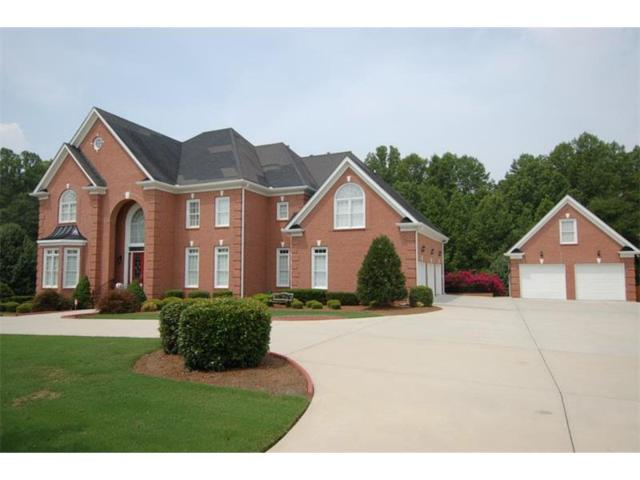 1845 Silver Oak Drive, Bethlehem, GA 30620 (MLS #5715070) :: North Atlanta Home Team