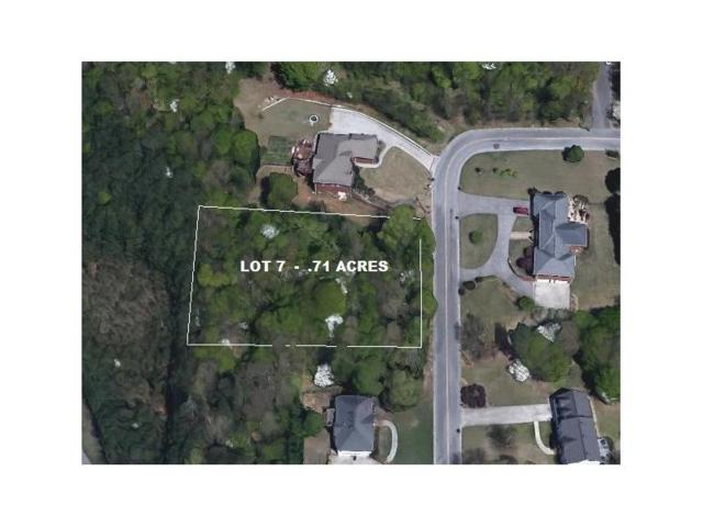 Lot 7 Mims Drive, Calhoun, GA 30701 (MLS #5716531) :: The Bolt Group