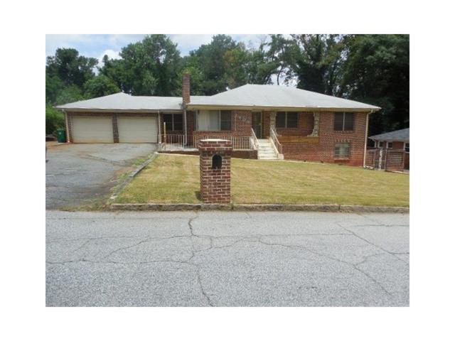 2600 Glenvalley Drive, Decatur, GA 30032 (MLS #5722076) :: North Atlanta Home Team