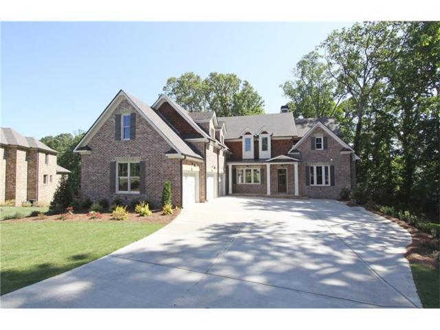 205 Five Oaks Farm Road, Milton, GA 30004 (MLS #5731696) :: North Atlanta Home Team