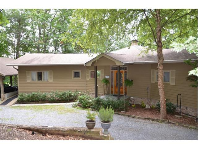 931 Little Pine Mountain Road, Jasper, GA 30143 (MLS #5735516) :: North Atlanta Home Team