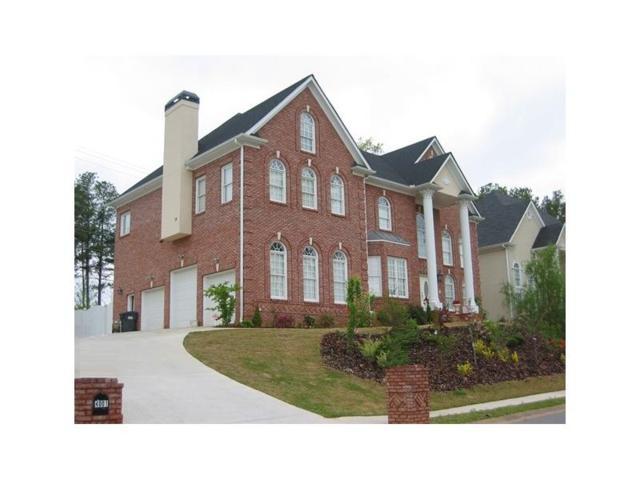 4001 Regency Lake Trail, Marietta, GA 30062 (MLS #5737695) :: North Atlanta Home Team