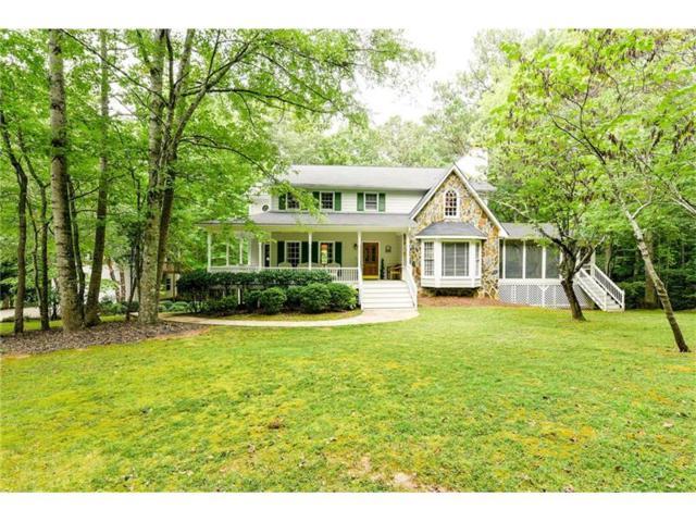 88 Stone Mill Drive, Acworth, GA 30101 (MLS #5737782) :: North Atlanta Home Team