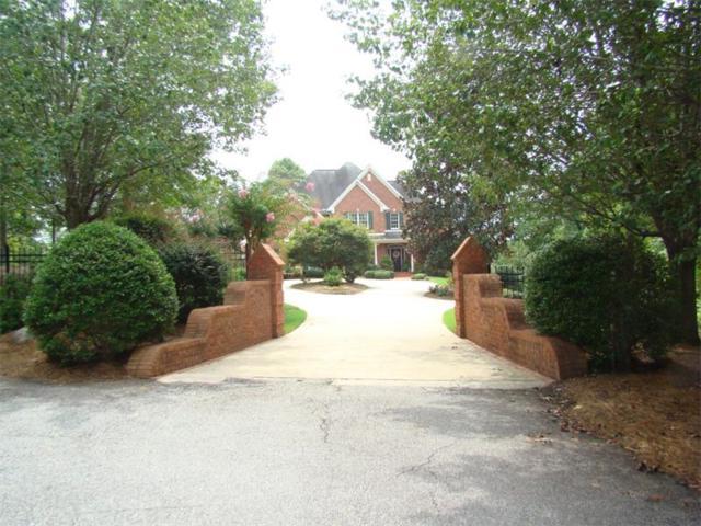 750 Deer Run Drive, Dahlonega, GA 30533 (MLS #5738829) :: North Atlanta Home Team